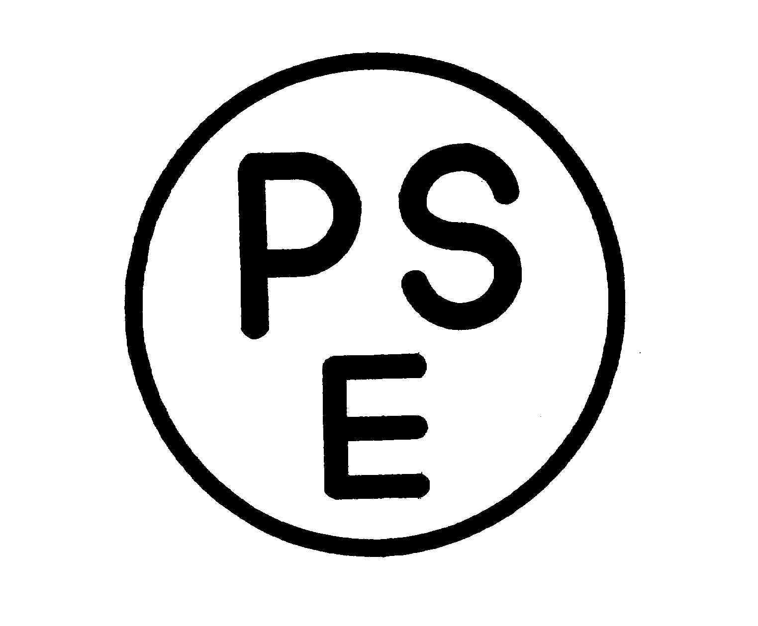 圆形PSE认证
