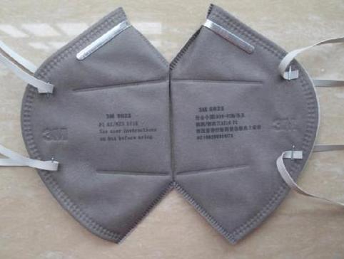 N95口罩檢測報告