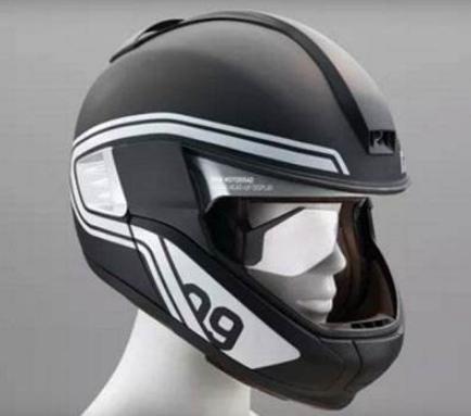 电动摩托车头盔检测插图